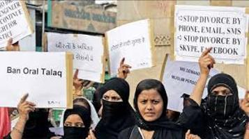 هند سه طلاقه کردن زنان را ممنوع کرد