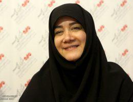 مریم جلالی مدیر گروه خانواده شبکه دوسیما میهمان برنامه باهمستان