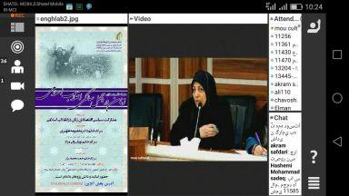 نقش آفرینی سیاسی زنان در انقلاب اسلامی