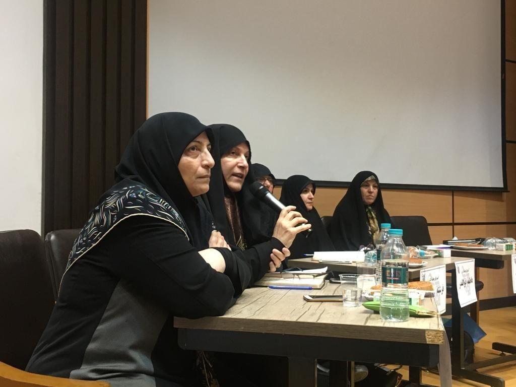 نشست بررسی چالش های حوزه زنان در قانون و اجرا