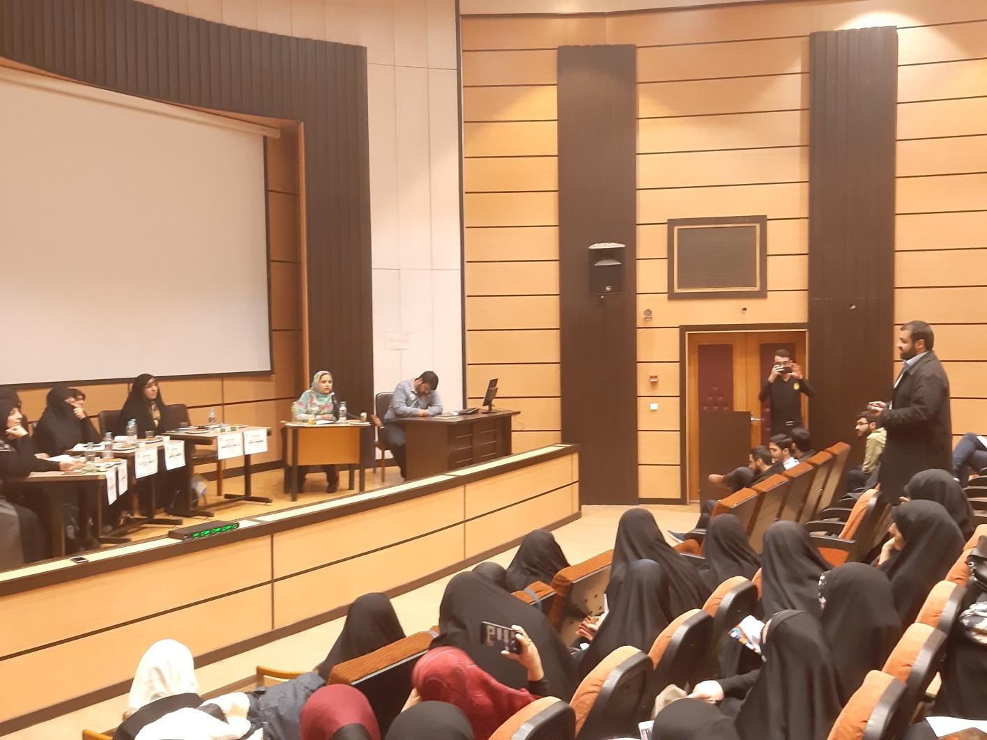 نشست بررسی چالش های حوزه زنان و خانواده در قانون و اجرا